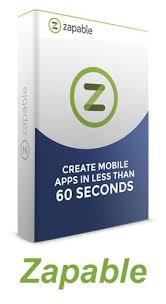 Zapable Instant Mobile App Agency 2021