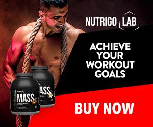 Nutrigo Lab Mass Bodybuilding 2021