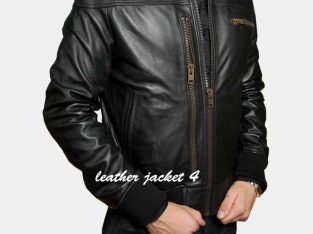 Toulon Tumble Light Leather Jacket