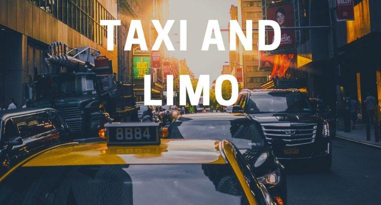 Toronto Pearson Airport Taxi & Limo