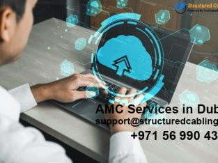 Best IT AMC services in Dubai