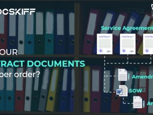 Build document lineage and hierarchy across your contracts