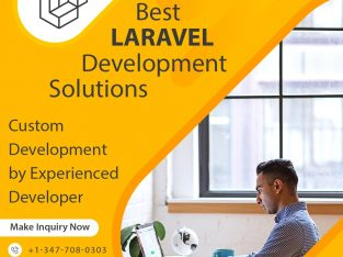 Top Laravel Development Services – ThinkTanker