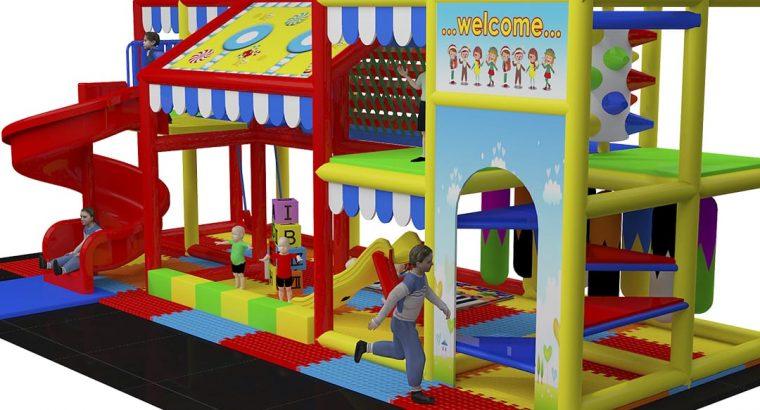 Buildindia: Playground Equipment Manufacturer