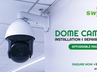 CCTV IP Camera in Abu Dhabi – Swiftit.ae