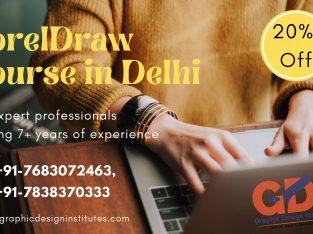 Best CorelDraw Course in Delhi With 20% Discount