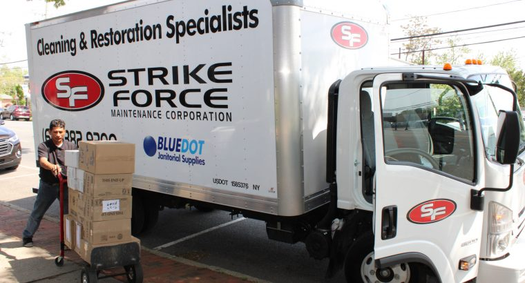 Instant Commercial Cleaning Solution – Strike Force   New York