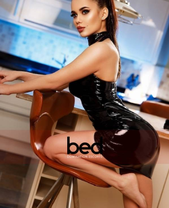 Beautiful and young London Dominatrix waiting for you