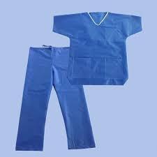 Scrub Suits Non-Disposable IN NIGERIA BY SCANTRIK MEDICAL SUPPLIES