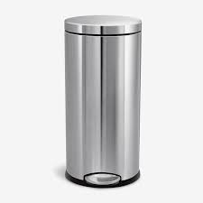 Stainless steel trash can IN NIGERIA BY SCANTRIK MEDICAL SUPPLIES