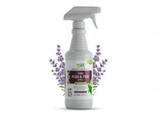 Zuba Flea & Tick Spray with quick results