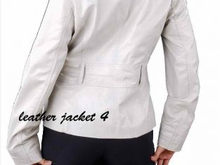 Sydney Leather Blazer