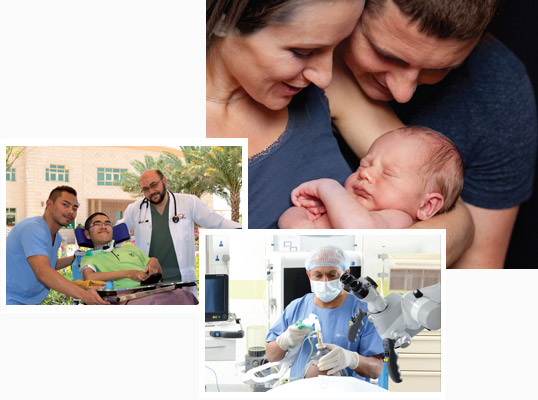 Largest Healthcare Company and Best Hospitals in UAE   NMC