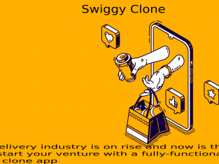 Swiggy Clone App Development | Swiggy Clone