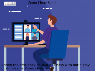 Video Conferencing App Like Zoom
