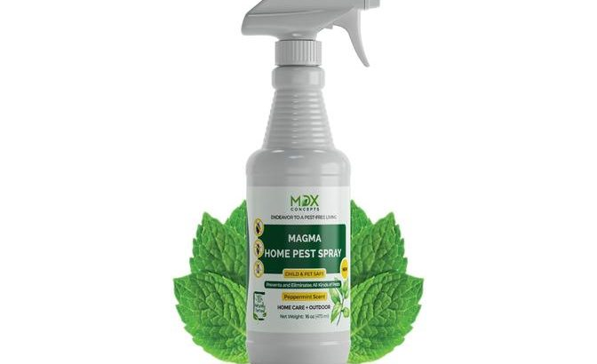 All Natural Pest Control Spray