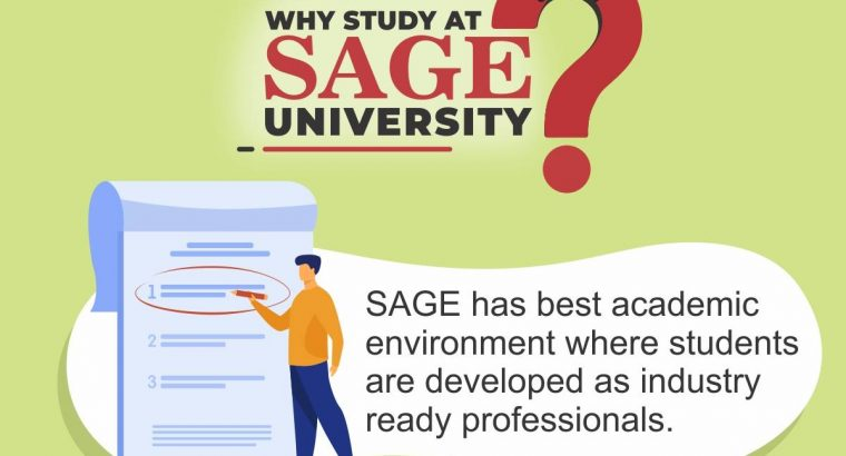 Top Private University for Computer Application in Madhya Pradesh – Sage University Bhopal