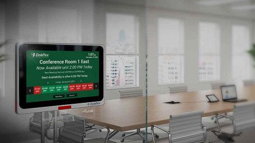 Desk Reservation Software
