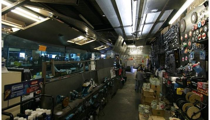 Supplier of steel, stainless steel, aluminium and hardware products in Los Angeles.