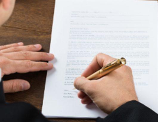 Affidavit & Commercial Lien A&CL-1