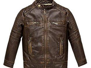Fashionable Leather Coats and Jackets