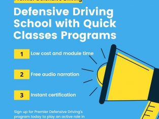 Online Defensive Driving Texas   Premier Defensive Driving