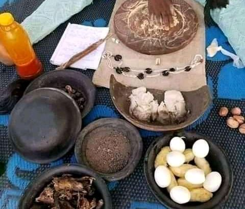The most powerful spiritual native doctor +2347063431440