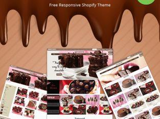 Free Chocolate Shopify Theme