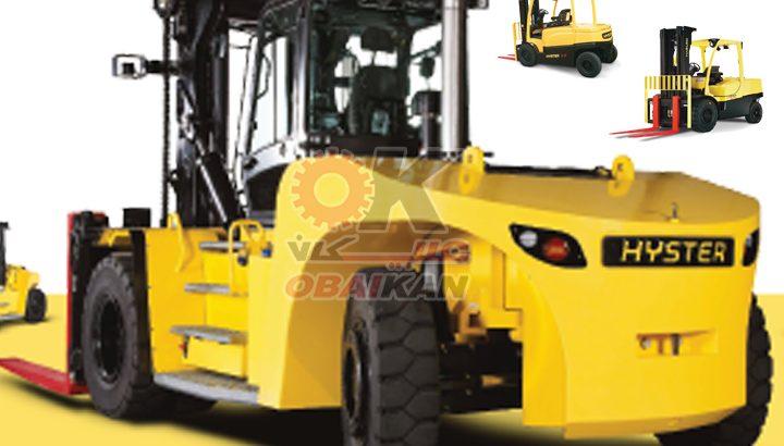 Hyster Forklift Supplier, Dealer in Qatar
