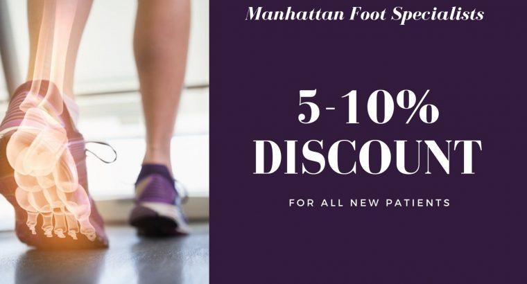 Manhattan Foot Specialists NY