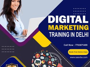 Digital Marketing Training Courses in Delhi with 100% Placement