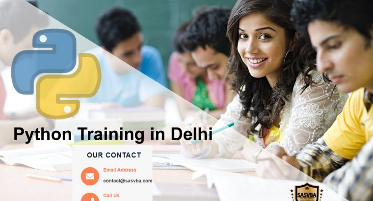 Python Training Course   Python training in Delhi   Sasvba