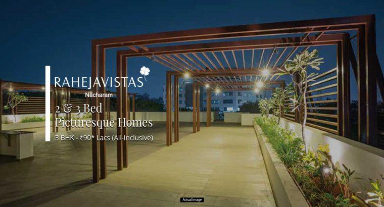 2 BHK Flats in Hyderabad – Raheja Vistas