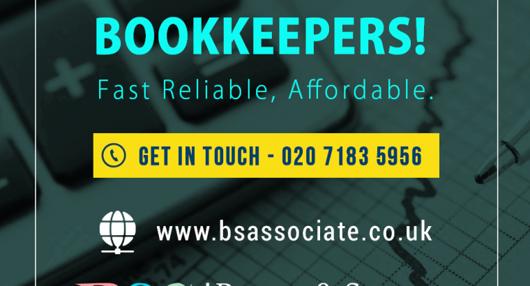 Accountant and Tax Specialist in London