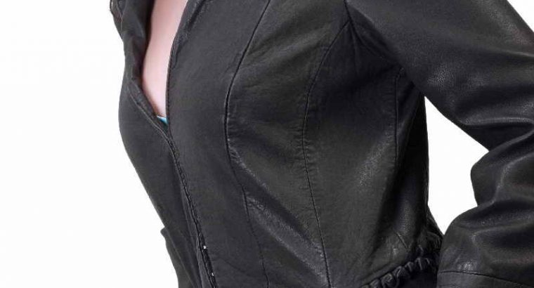 College Leather Jacket