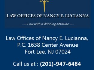 Fort Lee Criminal Defense Attorney | Personal Injury | luciannalaw.com