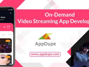 Entertain users to the maximum by developing an On-Demand Video Streaming App
