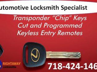 Automotive Locksmith Specialist