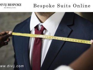 Bespoke Suits Online – Divij