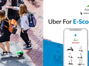 Let Users Go Green With Your Uber For E-scooters App