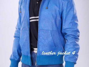 Tribe Leather Jacket