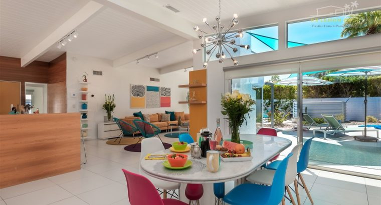 PS Lemon Drop – Palm Springs Vacation Rental