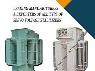 Leading HT Automatic Voltage Stabilizer Manufacturers & Exporters in India