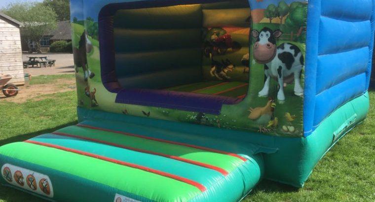 Farmyard themed Box Castle
