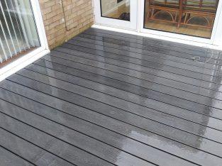 Adorn Your Outdoor Space With Black Composite Decking Boards | Deckorum