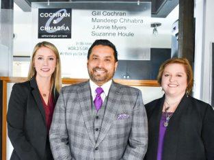 Free Annapolis Personal Injury Attorney – Cochran & Chhabra, LLC