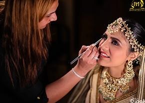 Best Wedding Makeup Artist in Delhi