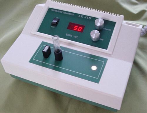 Photoelectric Colorimeter AE-11M IN NIGERIA BY SCANTRIK MEDICAL SUPPLIES