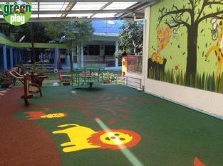 Kids Playground Flooring Manufacturer Supplier Thailand