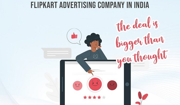 Flipkart Advertising Services in India